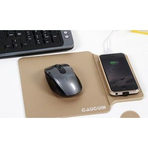 5V PU Wireless Charger Mouse Pad
